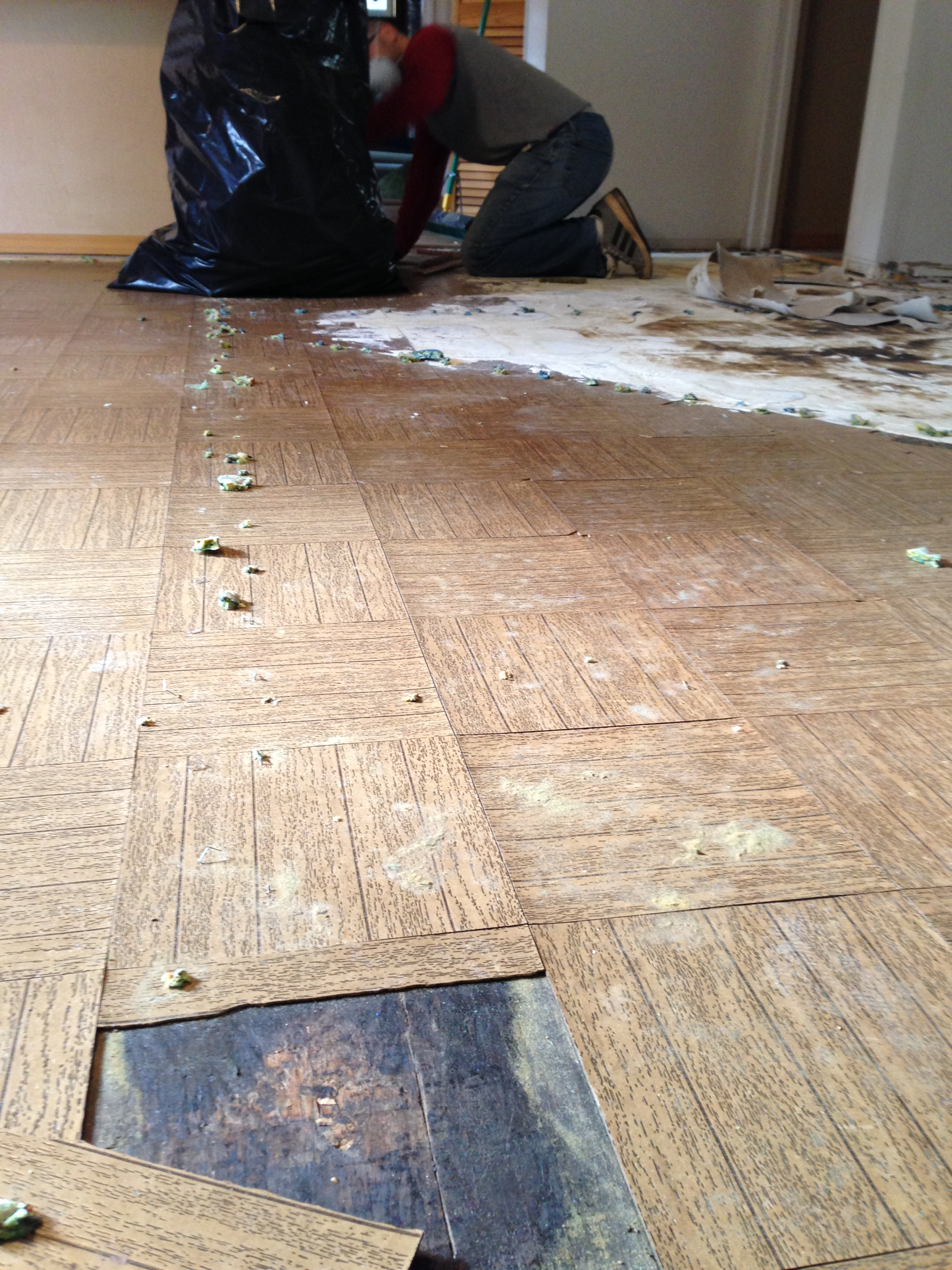 Will Carpet Pany Install Over Asbestos Tile Carpet